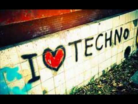 I Love Techno Mix 11 (October 2017)