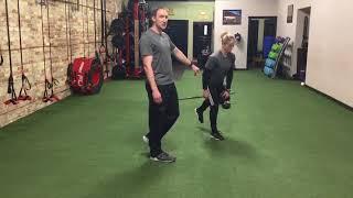 Teaching The Hip Hinge - Final Installment