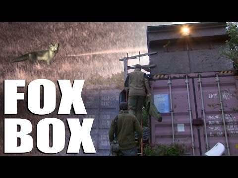 Shooting foxes from a Fox Box