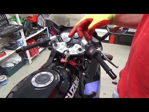 Motorrad Tipp: Tankanzeige prüfen Tutorial