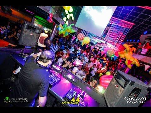 DJ CHUCHI @ 44 ANIVERSARIO VENECIA 10-10-2015