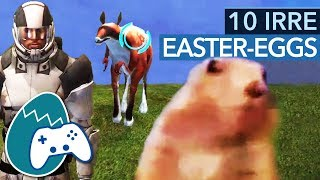 10 verrückte Spiele-Geheimnisse zu Ostern - Easter Eggs in Spielen #7