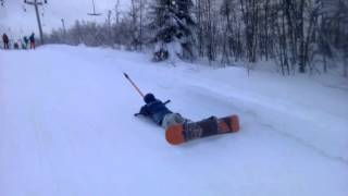 Тот самый сноубордист