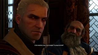 Witcher 3 - Rich Geralt buys all items in Borsodi Auction house (Open Sesame) Hearts of Stone