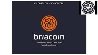 Как заработать на криптоволюте! BRIASTORM   Криптовалюта BRIACOIN  Вебинар от 13 10  2017 1