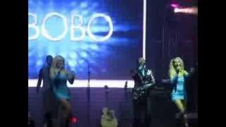 DJ BOBO POZNAŃ ARENA 2014  FIESTA LOCA