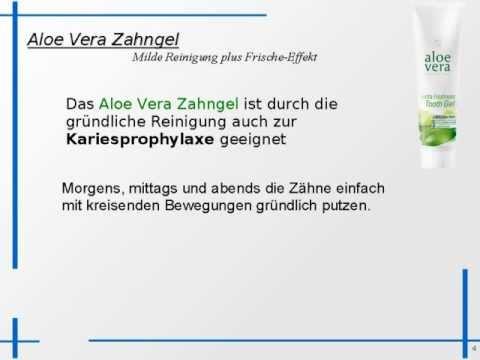 LR - Aloe Vera Zahngel