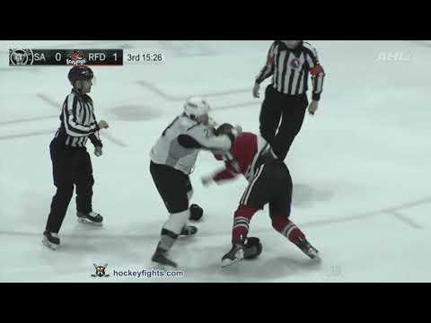 Garrett Mitchell vs. Jake Dotchin