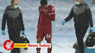 Liverpool injury update on Thiago Alcantara with Trent Alexander-Arnold out for four weeks - ne...