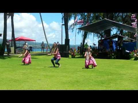 ハワイ留学生活 カメハメハ祭 PART 2