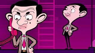 BEAN in the Lift 🧸| (Mr Bean Cartoon) | Mr Bean Full Episodes | Mr Bean Comedy