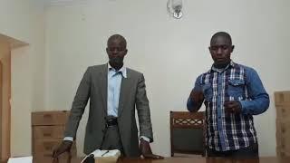 Pastor Mwanahata Testimonial