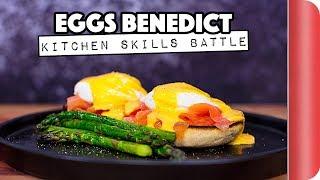 EGGS BENEDICT | KITCHEN SKILLS BATTLES