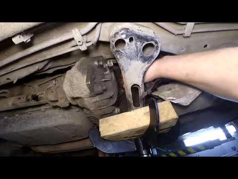 BMW X3 ремонт сервопривода и раздатки .
