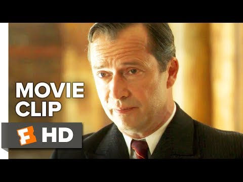 Churchill Movie Clip - King's Speech (2017) | Movieclips Coming Soon