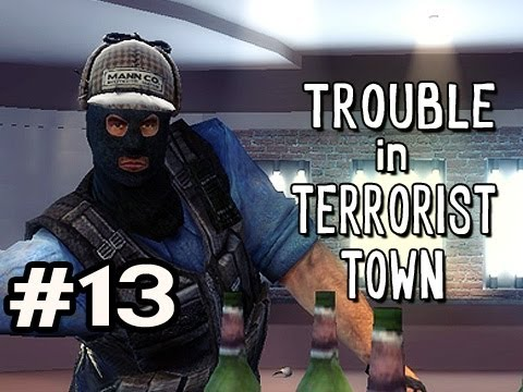 Trouble In Terrorist Town w/Nova & Sp00n Ep.13: THE CHAIRS ARE COMING