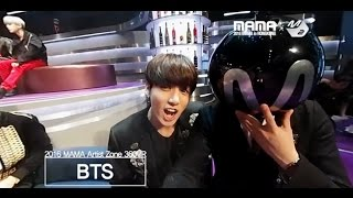 [2016MAMAxM2] 방탄소년단(BTS) Reaction (360° VR)