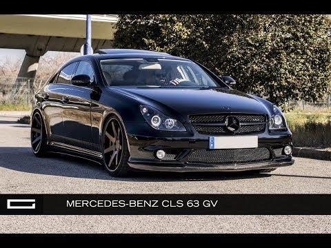 Mercedes-Benz CLS 63 | Ferrada Wheels FR1