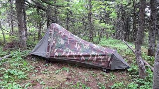 Geertop 1-Person Bivvy Tent: A Balance Between Stealth and Spacious