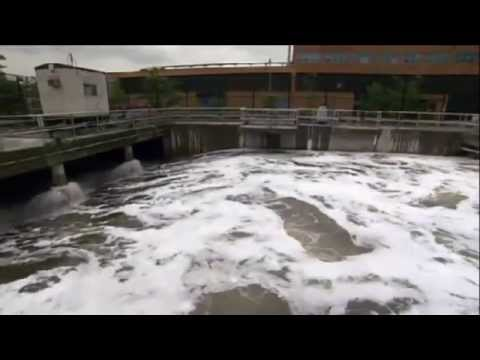 all tap water comes from sewage