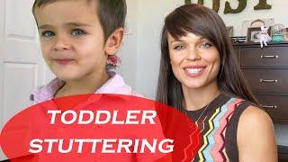 Toddler Speech Development | Developmental Stuttering. What to do?