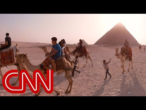 The Great Pyramid's newest mystery - 360 Video