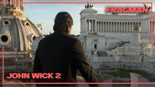 John Wick 2 Türkçe Dublajlı 2. Fragman