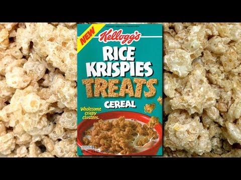 Rice Krispies Treats (1993)