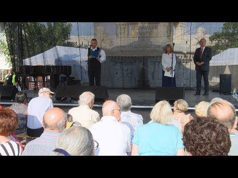 Budavári Könyvünnep 2018 - megnyitó - video preview image
