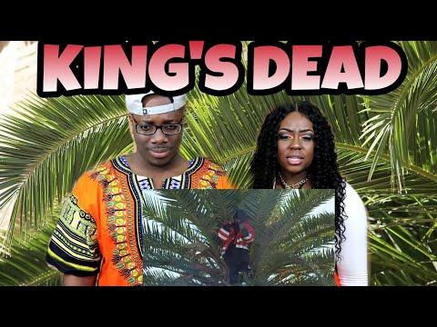 Jay Rock, Kendrick Lamar, Future, James Blake - King's Dead | Couple Reacts
