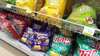 Таиланд. Магазины 7-Eleven и Family Mart