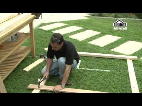 Builders DIY: Designing your Garden – Building a Arch