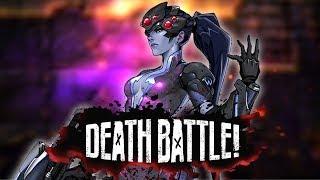 "Widowmaker ""Crêpes"" into DEATH BATTLE!"