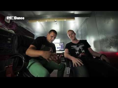 Dream Village 2013  - interview with zany & b-front