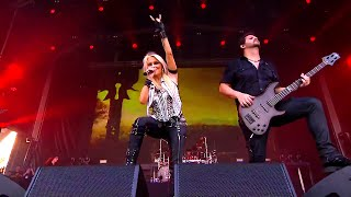 Angra Feat. Doro Pesch - Crushing Room Rock in Rio 2015