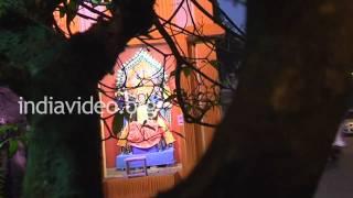 Santhoshi Mata temple, Kolkata, West Bengal