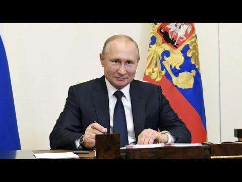 Ρωσία: 1η Ιουλίου η ψηφοφορία για τις συνταγματικές μεταρρυθμίσεις…