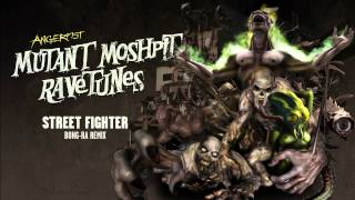 Angerfist - Street Fighter (Bong-Ra Remix)