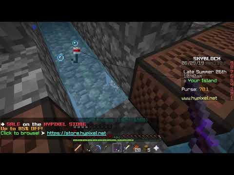 Download Hypixel Skyblock This Fish Farm Makes 3 000 Fish A Day