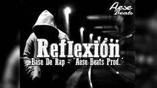 "BASE DE RAP - ""QUE PASARA"" REFLEXIÓN - HIP HOP BEAT INSTRUMENTAL _ [Aese Beats] _ ⬇Descarga"