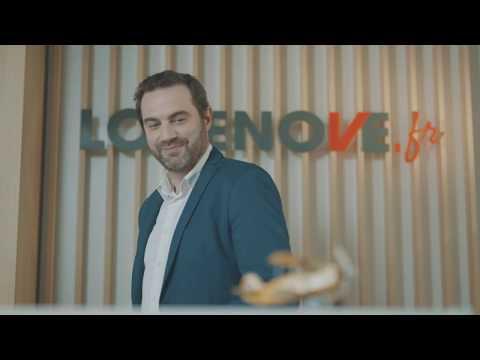 LORENOVE publicité web