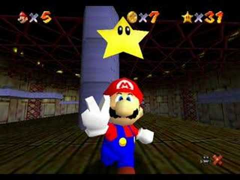 Super Mario 64: Jolly Roger's Bay Theme - смотреть онлайн на