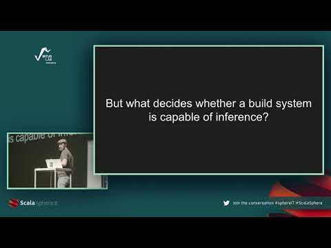 Tools: I see what you did there: Incrementalism and Inference in Build Tools