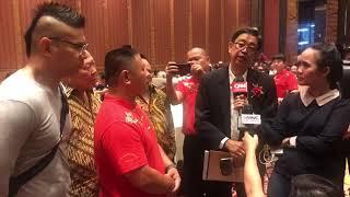Pelestarian ilmu bela diri GM Lo Ban Teng
