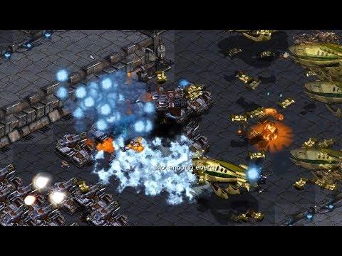 FME - Brain (T) v HamburgerSasu (P) on Styler - StarCraft - Brood War REMASTERED