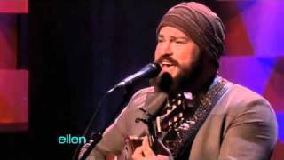 The Zac Brown Band-As She Walking Away-live@ Ellen(09/29/10)