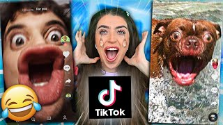 *TIKTOK* TRY NOT TO LAUGH CHALLENGE... (IMPOSSIBLE)