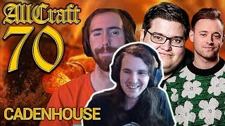 ALLCRAFT #70 - Former WoW CM Ythisens Tell it all ft. Asmongold, Hotted, Ythisens & Rich Campbell!