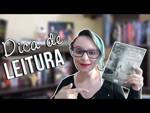 DICA DE LEITURA: MARINA - CARLOS RUIZ ZÁFON | Tatiane Durães