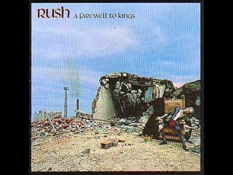 Cinderella Man performed by Rush